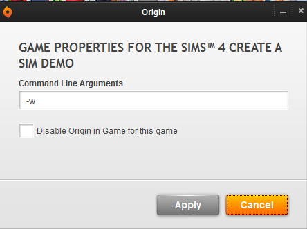 how to create origin account for sims 4
