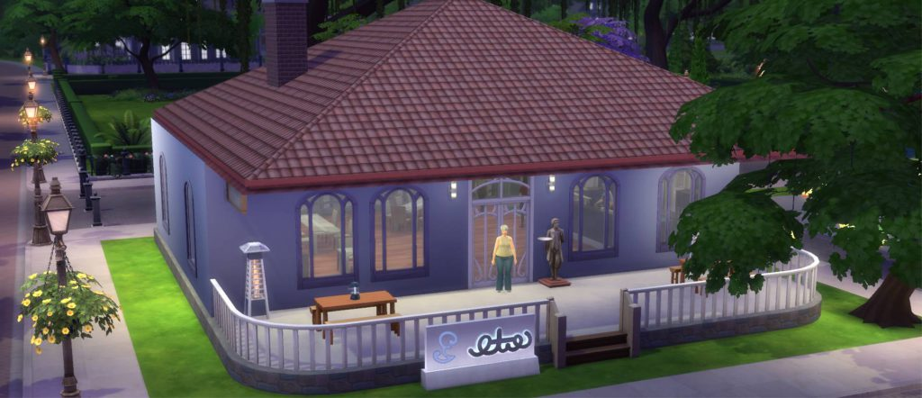 Dine Out] Issues and Workarounds – Crinric'ts Sims 4 Help Blog