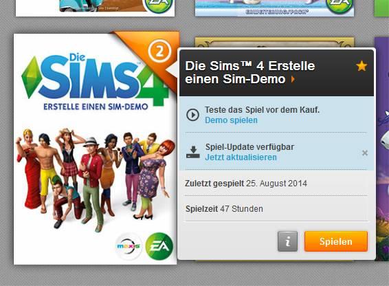 updates sims 4