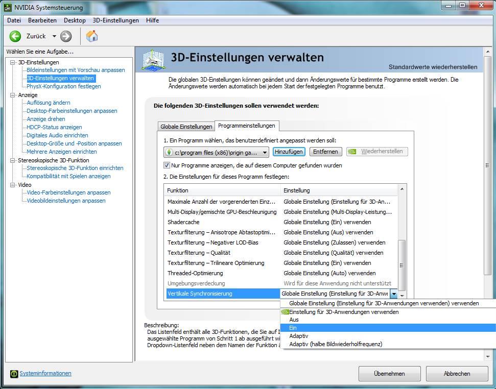 FPS limitieren – Crinrict\'s Sims 4 Hilfe Blog