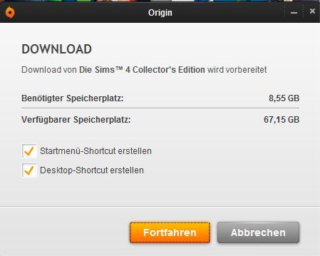 sims origin download