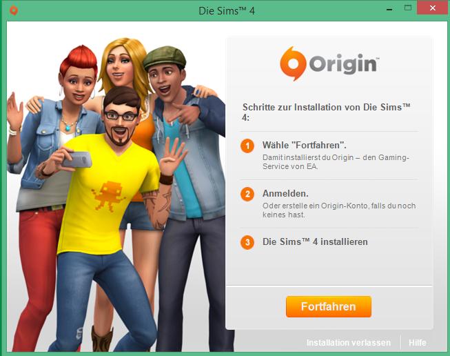 origin sims 4 cracked