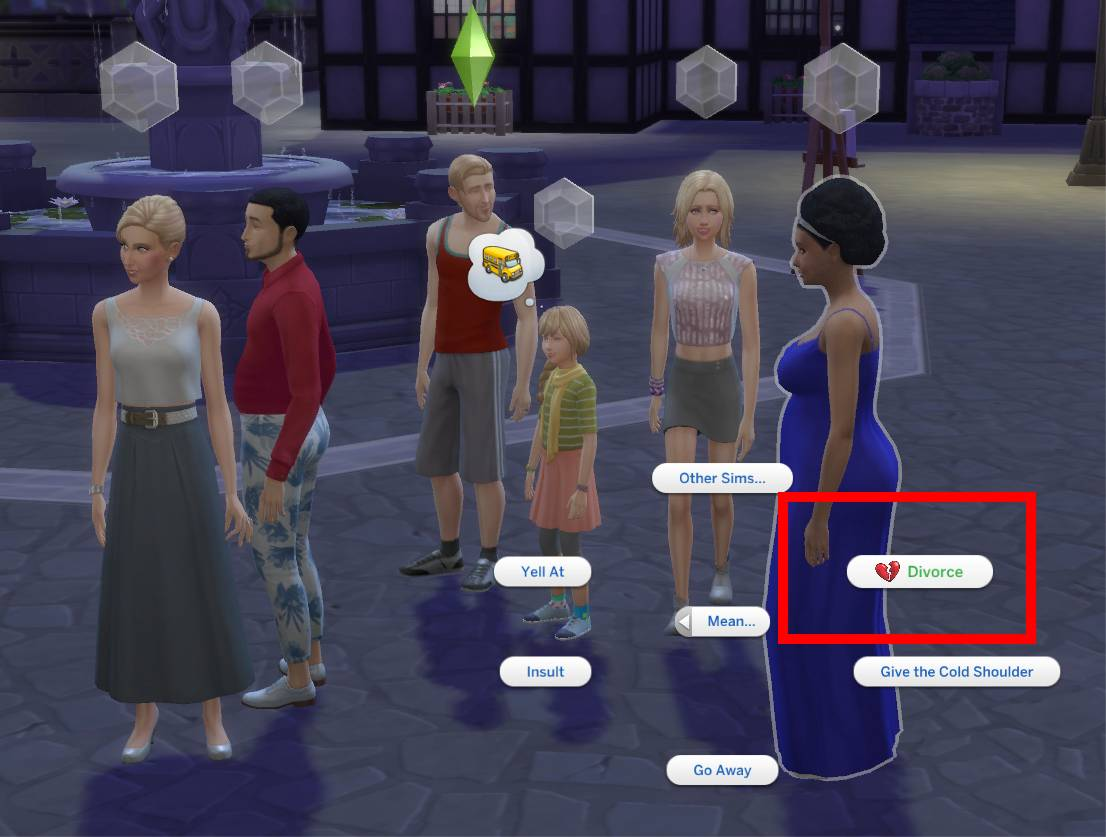 FIXED] Sim is suddenly married to an unknown Sim – Crinric