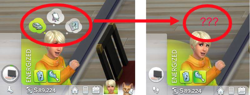 Sims are missing their Whims – Crinric'ts Sims 4 Help Blog