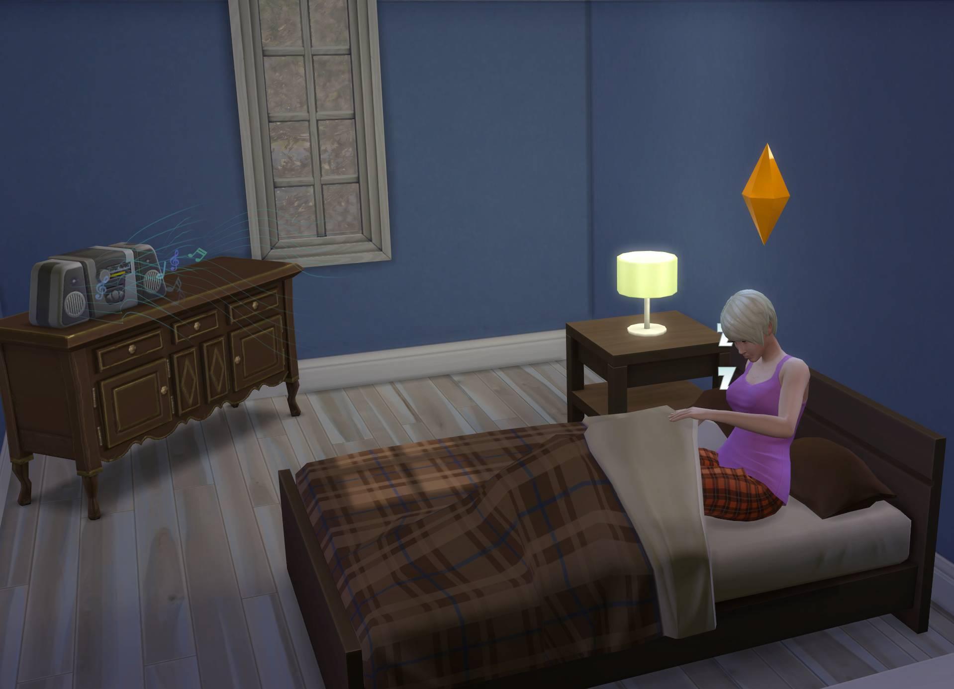 Sims Won T Sleep Crinrict S Sims 4 Help Blog